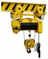 Buy The frame crane is electric suspended