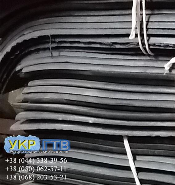 Гума губчаста (пориста) 4-20 мм ТУ 38 305 134-99