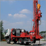 Buy Geothermal drilling. Installations for drilling of hydrogeological wells.