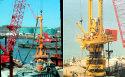 Купить Установки буровые морские. Морские установки для FLY-бурения.