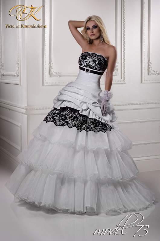 Последнее модели свадебные платье