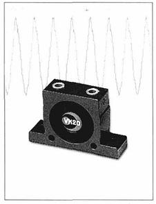 Купити AB1 пневматичний кульковий вібратор