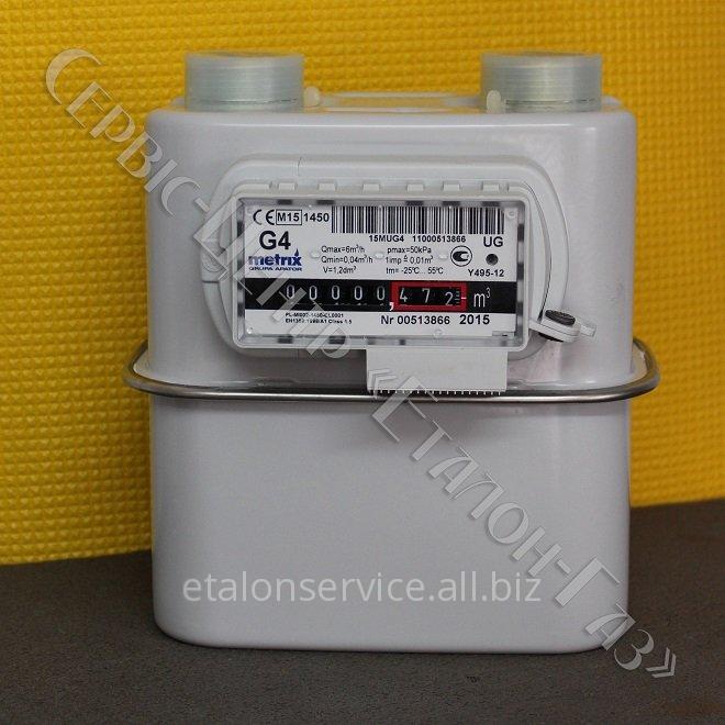 Лічильник газу METRIX G4 (110 мм - 3/4 дюйма)