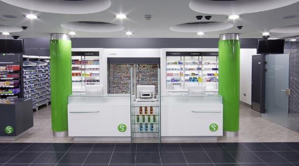Оборудование для аптек-автомат CONSIS