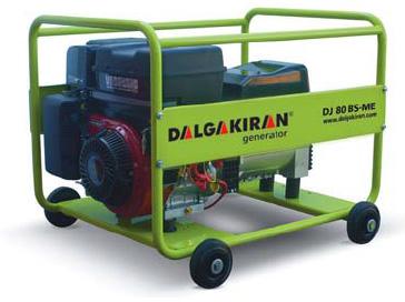 Buy Petrol DJ generator 70 BS-M
