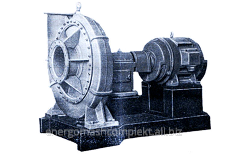 Одноступенчатые турбовоздуходувки и турбогазодувки с литым корпусом ТГ
