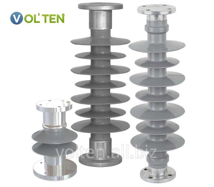 Изоляторы опорные полимерные типа И4, И8, ОСК, ИОСК, СК.