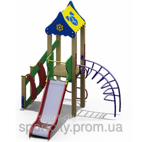 Купить Игровой комплекс Малыш InterAtletika Т801