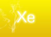 Инертный газ Ксенон