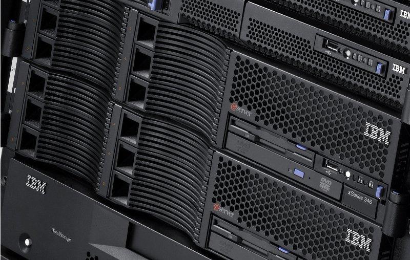 Купить Сервера IBM
