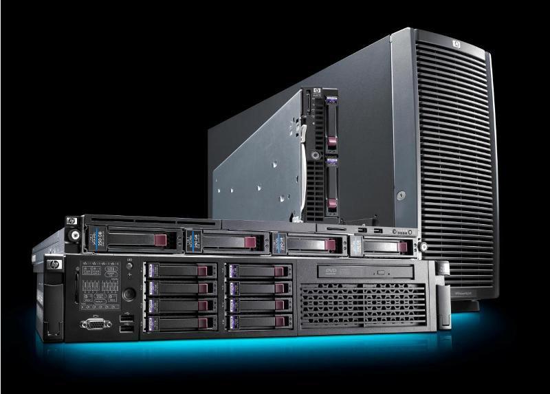 Купить Сервера HP