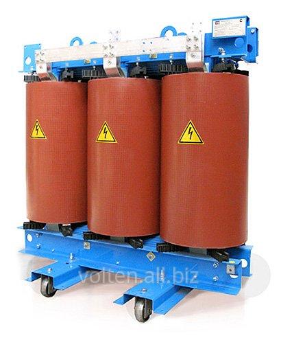 Трансформаторы силовые сухие трехфазные ТС3, ТС3И, ТС3М.