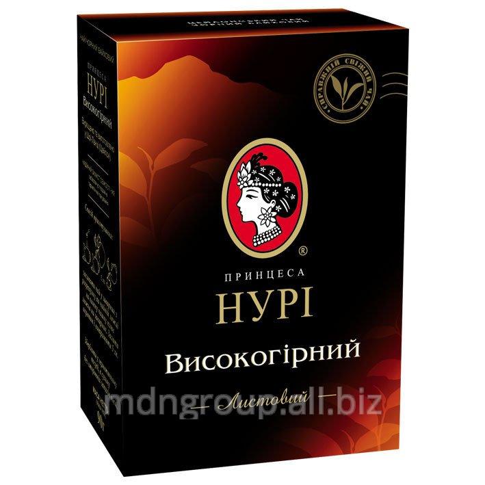 Чай Принцесса Нури Высокогорный Вор 90г