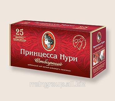 Чай Принцесса Нури Отборной 2х25