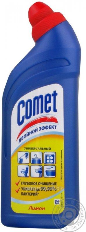 Чистящий Гель Comet Лимон 500мл