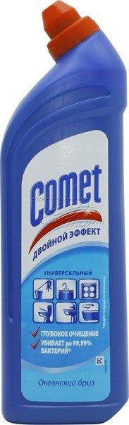 Чистящий Гель Comet Океанский Бриз 1л