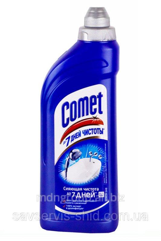 Чистящий Гель Comet Для Ванной Комнаты 500мл