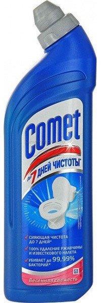 Чистящее Средство Для Туалета Comet Весенняя Свежесть 750мл