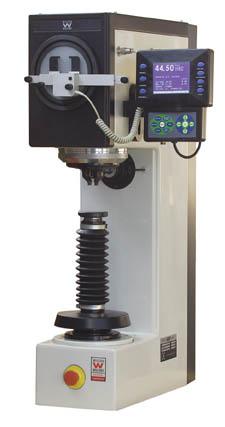 Настольный универсальный твердомер DIGI-TESTOR 930 для измерения твердости по шкалам: Роквелла, Супер-Роквелла, Виккерса, Бринелля