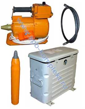 Купити Вібратор глибинний ВЕРБ-01, ВЕРБ-47, ВЕРБ-116, ВЕРБ-117.