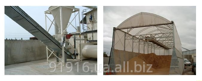 Buy The conveyor with two rows of chains to 330 m ³ / h