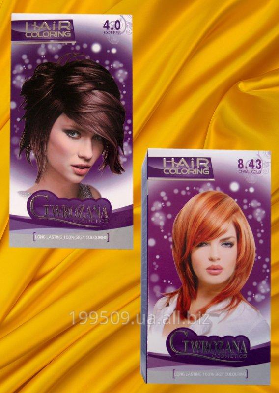 Краска для волос Gwrozana Excellence L'oreal Palette Garnier