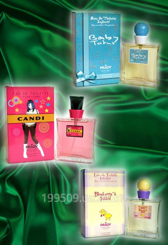 Парфюмерия детские туалетная вода, духи, парфюм