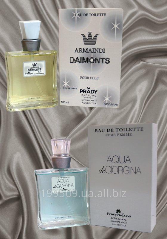 Парфюмерия женская Аква ді Джо туалетная вода, духи, парфюм