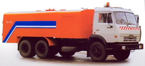Buy Kanalopromyvochny KO-512-M car
