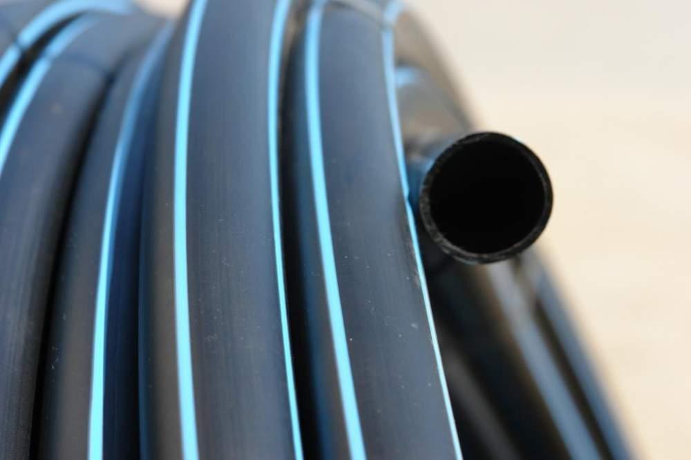 Труба пэ водопроводная напорная