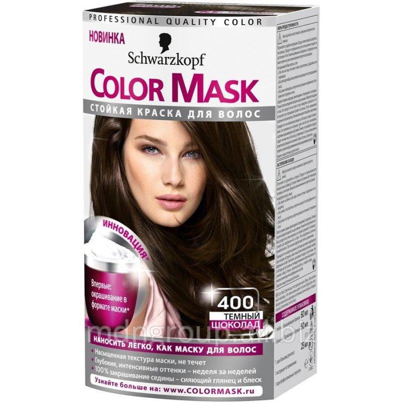 Краска для темный волос