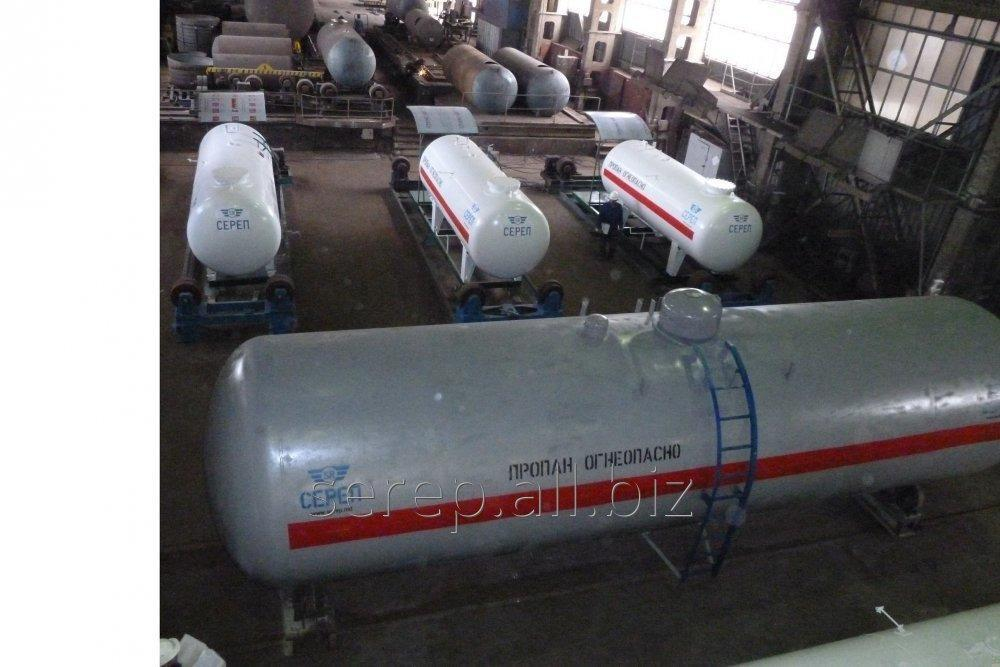 Buy Capacity for the liquefied hydrocarbonic gases (LHG) elevated 69,009039