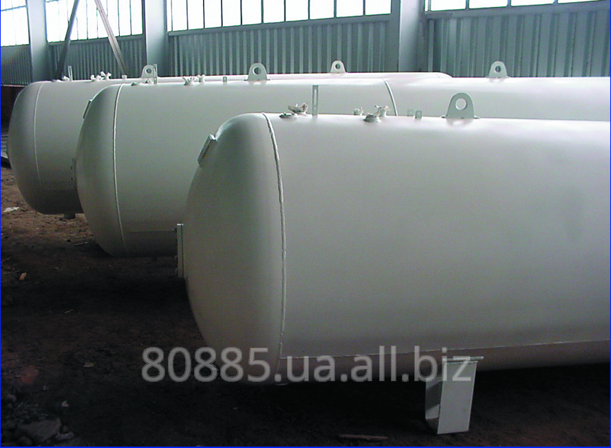 Buy The tank for the liquefied hydrocarbonic gases (LHG) elevated CP052.000.00