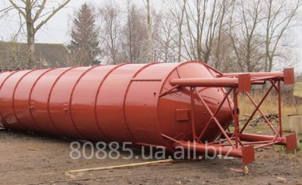 Емкость из углеродистых и коррозионно-стойких аустенитных сталей для химических и других грузов
