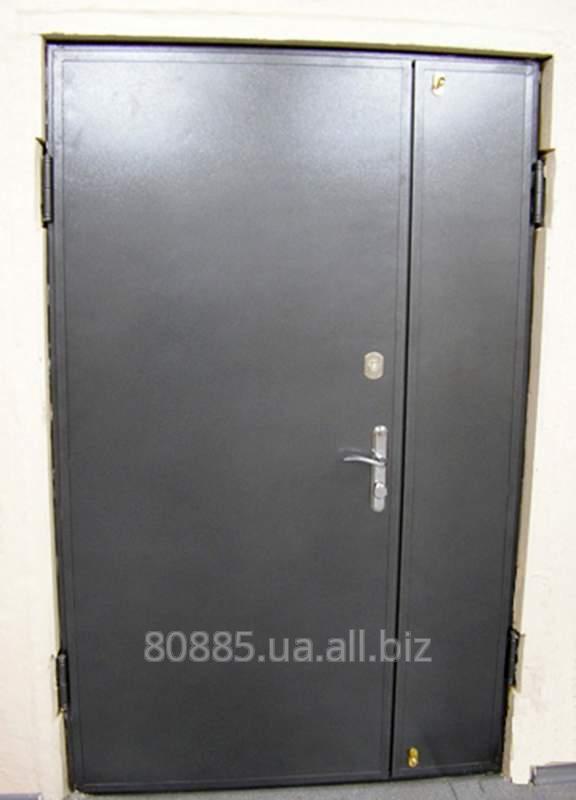 Купить Двери металлические бронированные