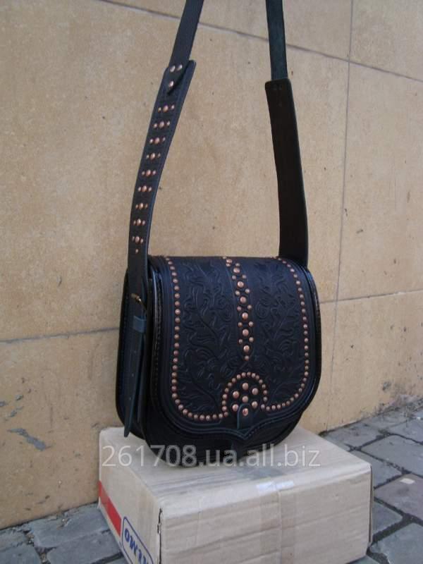 2b15d9594fbc Кожаная сумка ручной работы