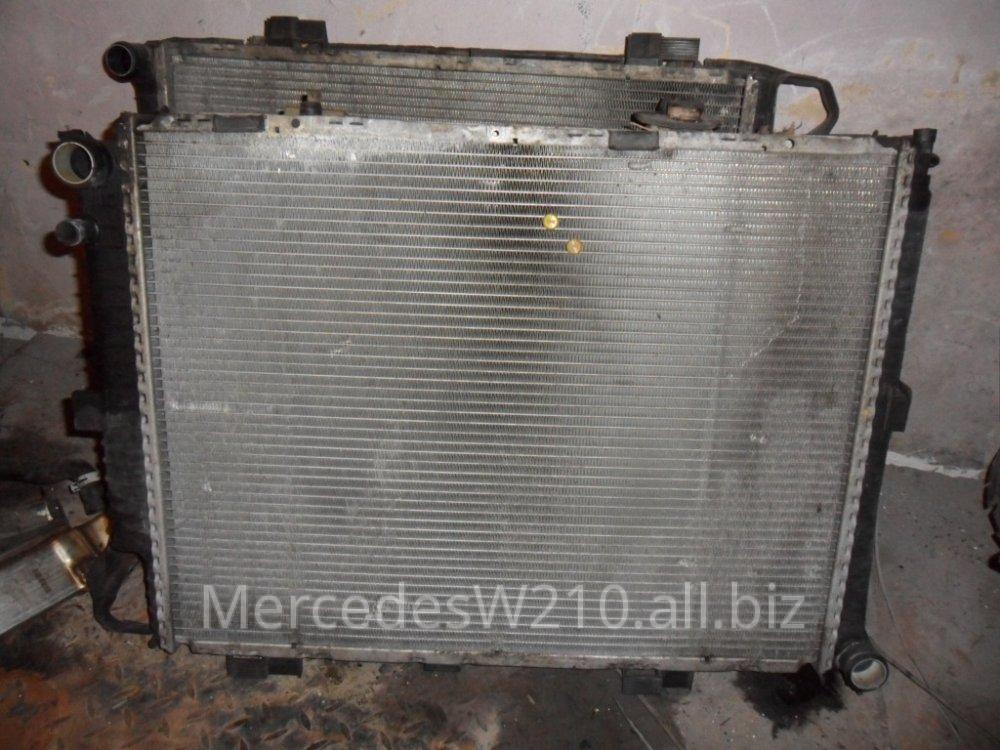 Купить Радиатор основной дизельный мотор Мерседес W-210.E-класс