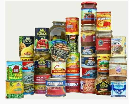 Купить Субпродукты консервированные