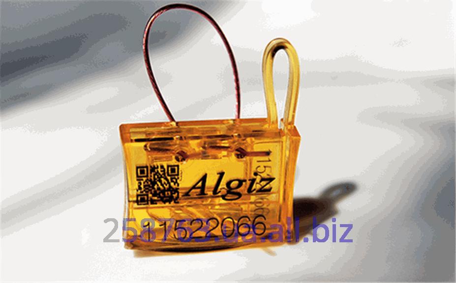 Пломба-защелка для опечатывания Фаворит (Algiz)