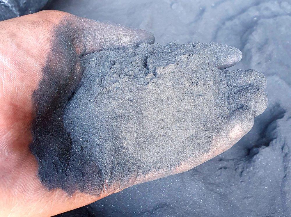 Купить Угольная пыль ПУ антрацитовая для отопления