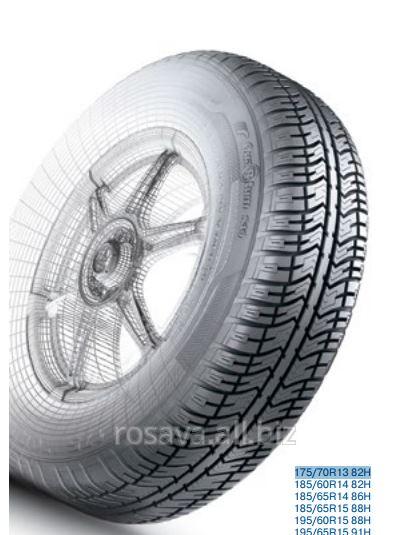 Шины с дорожным рисунком протектора Rosava S49 Quartum
