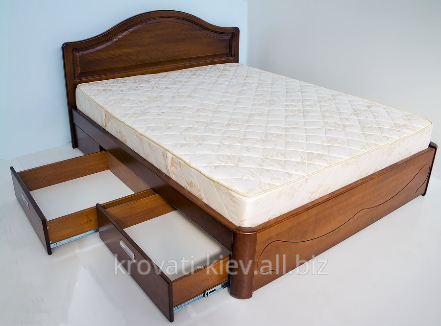 """Купить Кровать """"Виктория"""" с ящиками"""