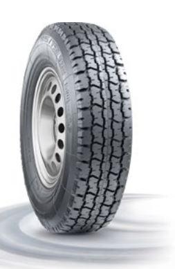 Шины для легких грузовых автомобилей, микроавтобусов Rosava БЦ-26