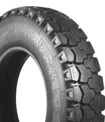 Шины для грузовых автомобилей Rosava 8,25R20 ВС-57, У-2
