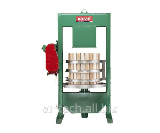 Buy Korzinchaty press with a crusher of 300 kg/h of fashion. 100K RM 1,5