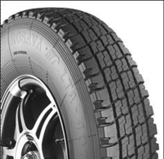 Шины для грузовых автомобилей Rosava 7,50 R16  LTA-401