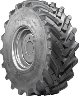 Шины для сельскохозяйственных машин Rosava 23.1R26 Ф-37