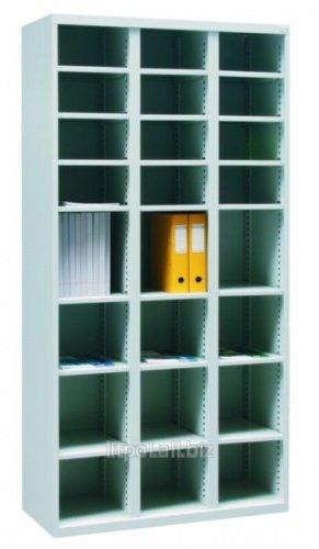 Шкаф с ячейками для сортировки и хранения документации Sbmk 2