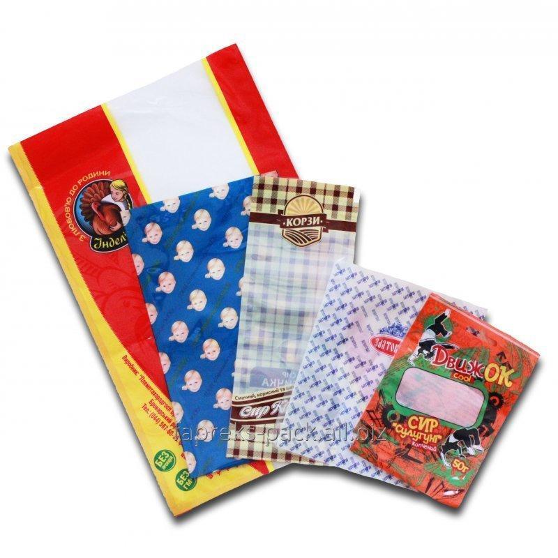 Купить Вакуумные пакеты с рисунком на заказ