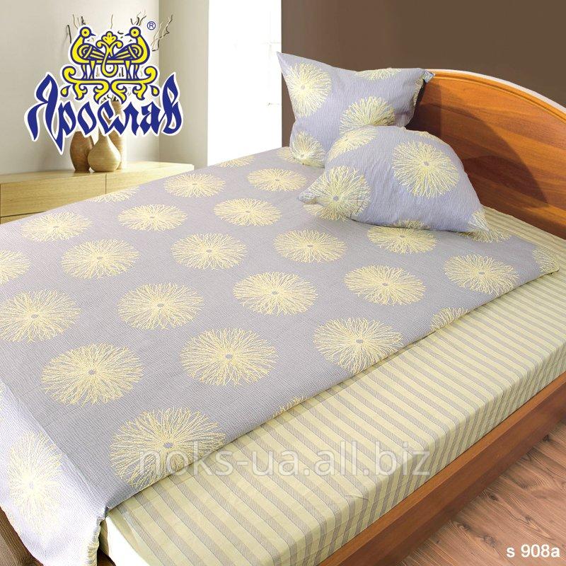 Комплект постельного белья - сатин s 908a, двойной (175х215 см)